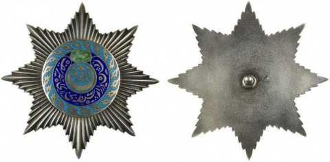 Ордена Бухарского Эмирата