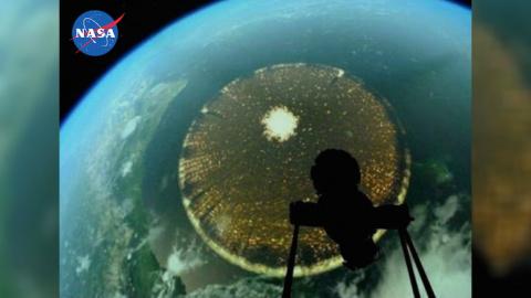 Что NASA пытается скрыть от …