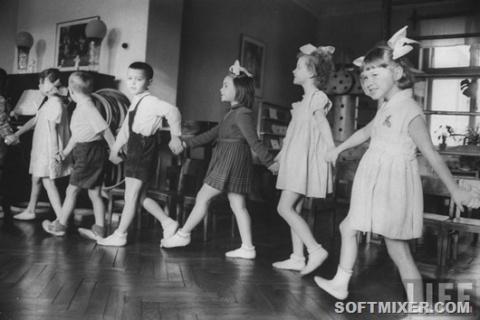 Детский сад 1960 года на стр…