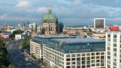 «Яндекс» расположился в Берлине