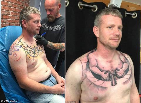Татуировка, заставляющая пос…