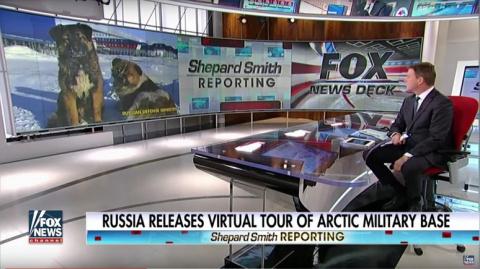 Fox News впечатлён Арктическ…