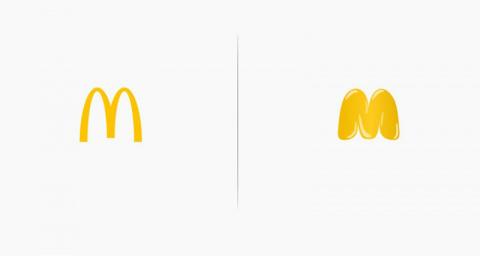 Если бы логотипы брендов соо…