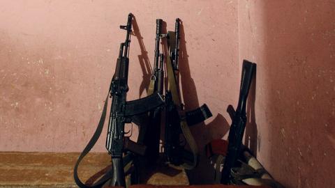 Кто стреляет в «серой» зоне Репортаж с линии разграничения между Украиной и ДНР