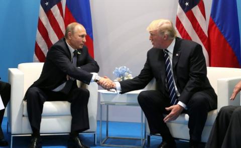 Встреча Путина и Трампа длилась в 25 раз дольше, чем переговоры с Порошенко