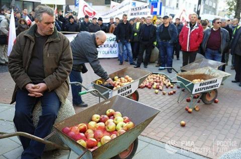 """Из Варшавы: """"Хорошие новости для Путина"""""""