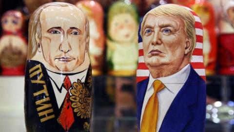 Кто встанет между Путиным и Трампом. Виктор Мараховский