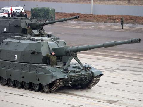 Гусеничное шасси «Армата», неуязвимая основа российской бронетехники