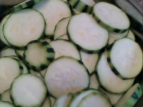 Овощной соус в моём приготовлении