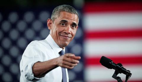 Прервавший молчание Обама по…