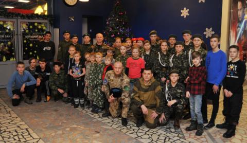 14 школьников из Донбасса встречают Рождество в столице Карелии
