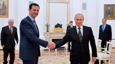 Путин предал Асада и бросил …