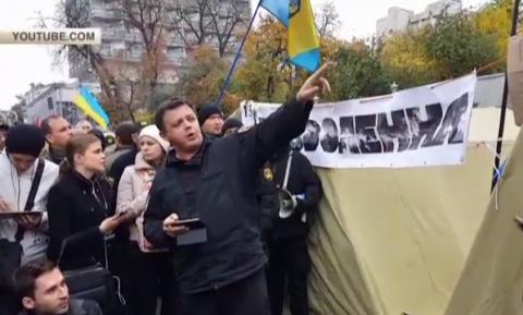 Семенченко-Гришин назвал имя…