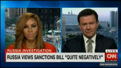 Ответ Москвы на новые санкции будет как всегда неожиданным, считает CNN