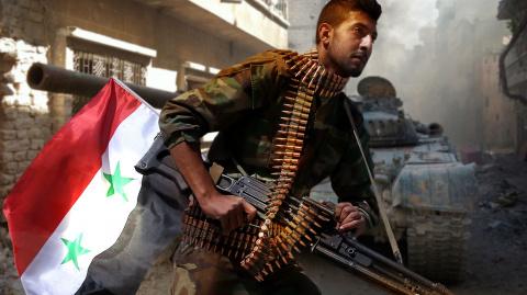 Победа близка, Асад остаётся…
