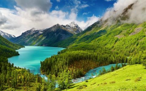 Кучерлинское озеро, Республи…