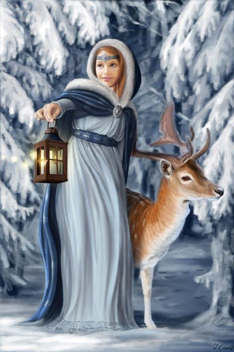 Снегурочки и Деды Морозы для ВСЕХ НАС!!!!!!!!)))))