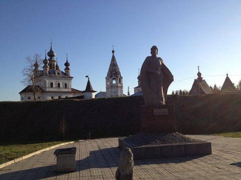 Великий русский государь Юрий Долгорукий. Ч. 2