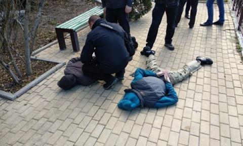 В Ялте задержали наркодилера…