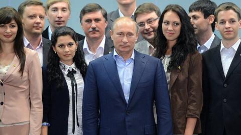 Российские студенты рассказа…