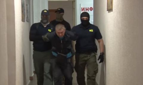 ФСБ задержала в Крыму двух россиян по подозрению в шпионаже в пользу Украины