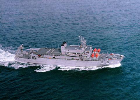 Корейцы спроектировали новое судно — спасатель подлодок