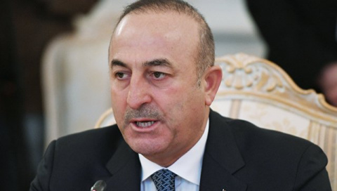 У России нет оснований возражать против операции в Сирии, заявил Чавушоглу