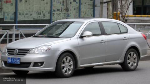Новое поколение седана Volkswagen Lavida поспешили рассекретить до премьеры