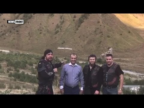 Александр Залдастанов на празднике дня независимости Южной Осетии: Все здесь пропитано Россией!