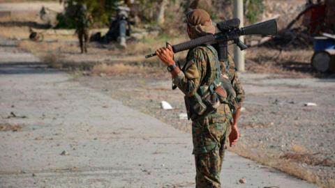 Курды не считают Турцию страной-гарантом перемирия в Сирии