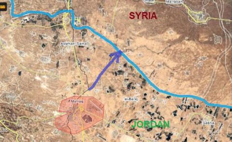 США и Израиль окружают Дамаск