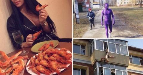 Реальные фотографии с россий…