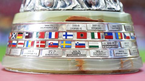 Финал Лиги Европы в Стокголь…
