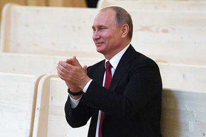 Путин высмеял подаренную ему…