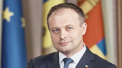 Спикер молдавского парламент…