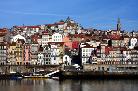Порту - город мостов и родина портвейна
