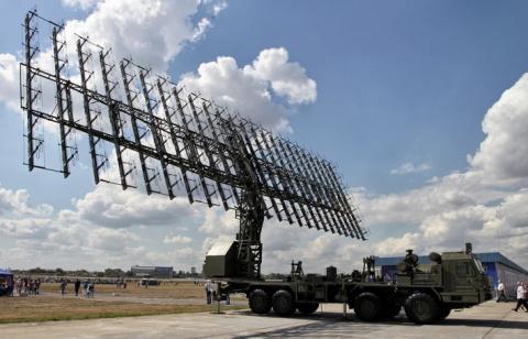На вооружение радиотехнических войск ЦВО поступили новые РЛС