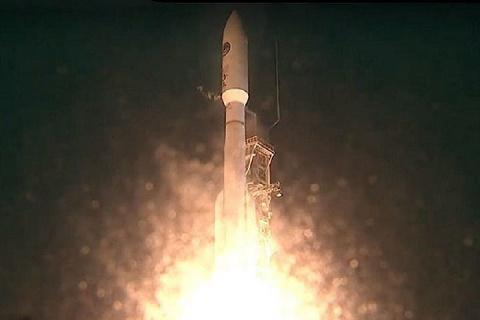 Спутник-разведчик запустили с базы ВВС США в Калифорнии