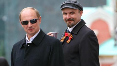 Кремль делает ход Лениным