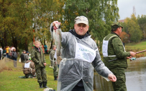 В Карелии более 140 рыбаков …