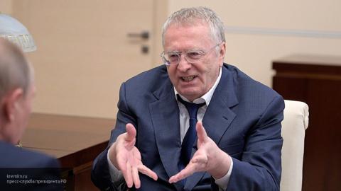Три указа Жириновского: лиде…