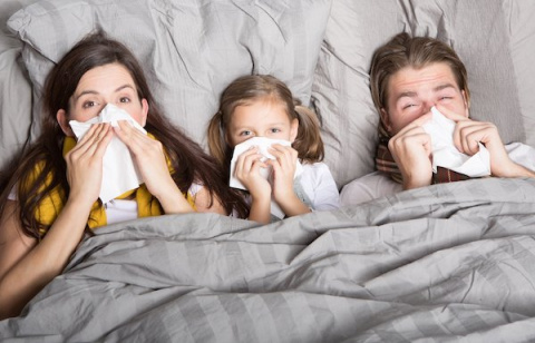 Все дети болеют, или эмоциональное спокойствие мамы