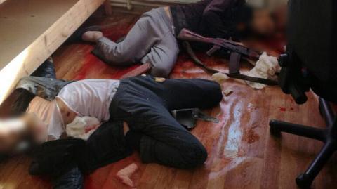 ФСБ ликвидировала террористов под Владимиром