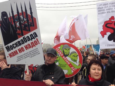 Кто заказывает русские революции?