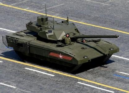 Новейший танк Т-14 «Армата».…