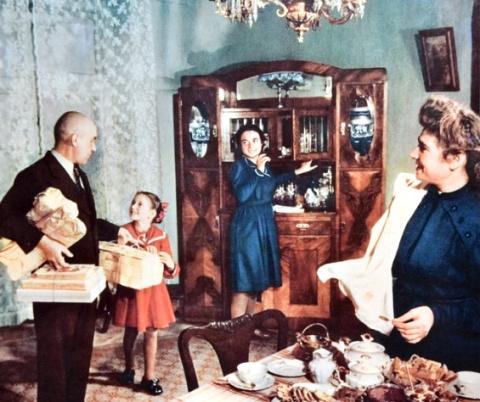Кому давались квартиры в сталинское время