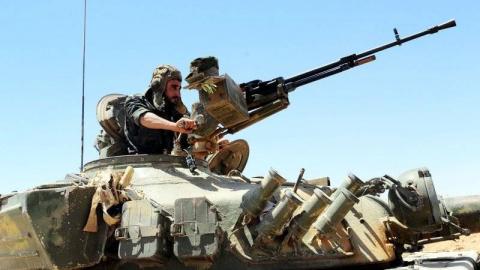 Сирия: новая тактика наступл…