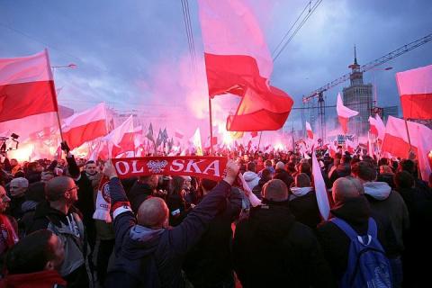 Памятник Благодарности Красной армии осквернили в польском Ольштыне