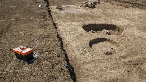 Загадочная древняя гробница …