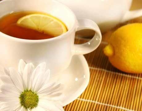 И чашечку чая…